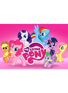 6 My Little Pony